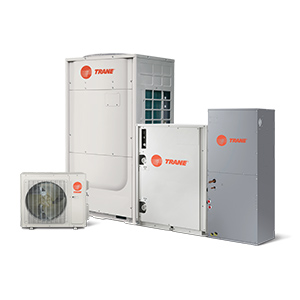 Trane ductless hvac systems