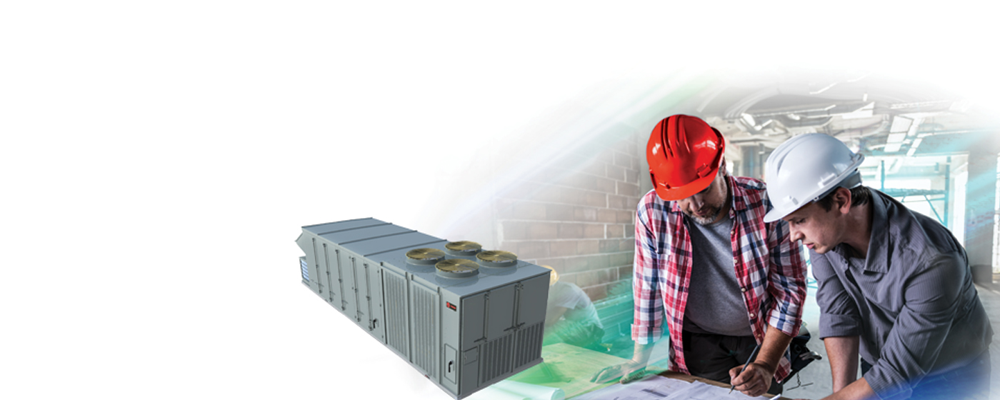 Commercial hvac selection software